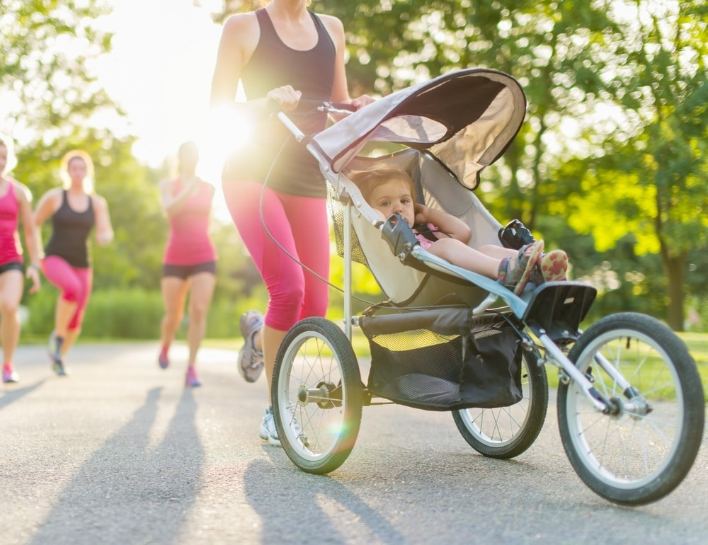 top 10 safety tips while using jogging stroller
