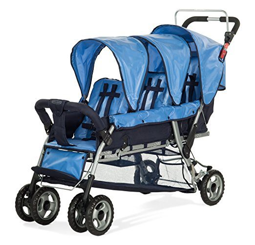 Child Craft Triple Stroller