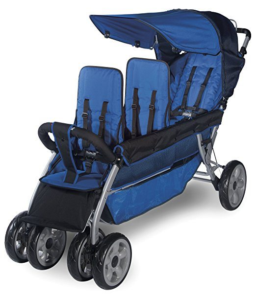 Foundation Triple Stroller